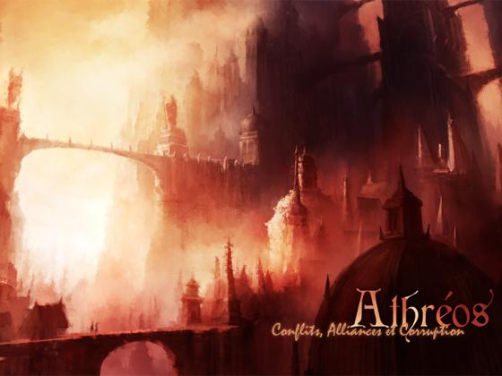 Athr�os