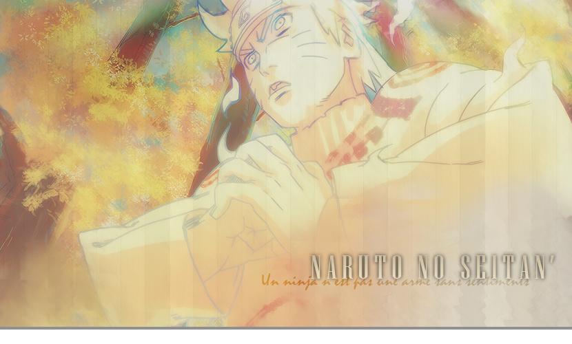 Naruto No Seitan'